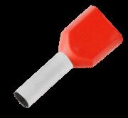 НШВИ(2) - наконечники штыревые втулочные изолированные двойные