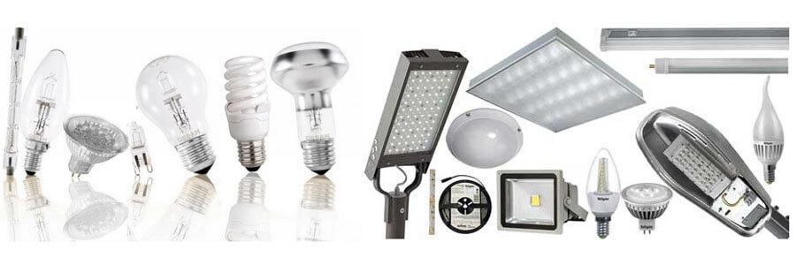 Светодиодное освещение, светотехника