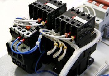 Блок управления АД с к/з ротором Б5430-2474-УХЛ4  IP00  Т.р.1,6-2,4А