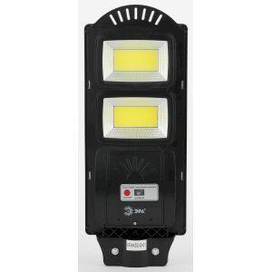 ЭРА Консольный светильник на солн. бат.,COB,40W, с датч. движ.,ПДУ,750lm, 5000К, IP65 (6/126)