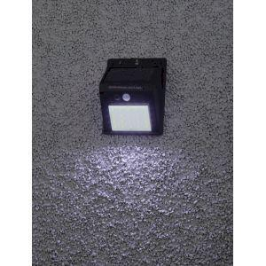 ERAFS064-04 ЭРА Фасадный светильник с датчиком движения, на солнечной батарее, 20LED, 60 lm (64/1152