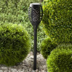 ERASF020-33 ЭРА Садовый светильник Факел на солнечной батарее, 49,5 см (20/360)