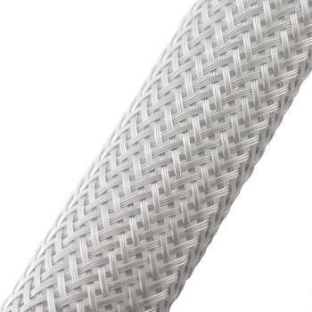 Кабельная оплетка CC-019 (19,0мм.) полиэстеровая серая