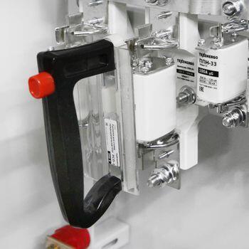 Шкаф распределительный ШР11-73504-54У3   (ВР32-37 вык-ль, гр.8х63А) рукоятка снаружи (комплект Техэнерго)