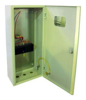 Шкаф учета ШУ- 1/Т IP31 (без э/счетчика;   с КИ,  без автомата ) корпус  ЩУ-1зо  600х400х155