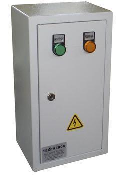 Щит автоматического ввода резерва ЩАП- 12    УХЛ4   1ф.  10А    IP54