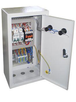 Щит автоматического ввода резерва ЩАП- 12    УХЛ4   1ф.  16А    IP31