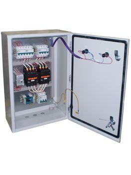 Щит автоматического ввода резерва ЩАП- 53    УХЛ4   3ф.  100А  IP54 (пускатель 100А)