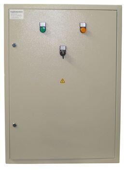 Щит автоматического ввода резерва ЩАП- 53М УХЛ4   3ф.  100А  IP54 (пускатель 95А)