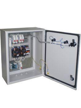 Щит автоматического ввода резерва ЯАВР-1-100 УХЛ4 (1-фазный, пускатель 95 А) IP54