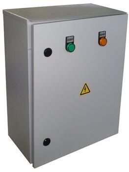 Щит автоматического ввода резерва ЯАВР-1-25-УХЛ4 (1-фазный, 25А)  IP31