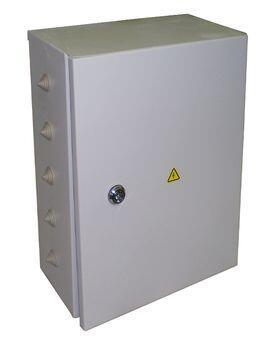 Ящик ГЗШ21 - 10 - 475А (медь 4х30 до 475 Ампер )  10 присоединений - IP31 Texenergo