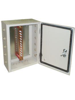 Ящик ГЗШ21 - 10 - 625А (медь 4х40 до 625 Ампер )  10 присоединений - IP54 Texenergo