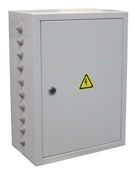 Ящик ГЗШ21 - 40 - 340А (медь 4х40 до 625 Ампер )  40 присоединений - IP31 Texenergo