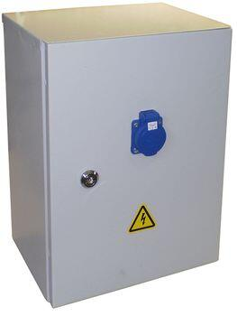 Ящик с пониж.трансформатором ЯТПО-3550-54  (ОСО1-0,4)    220/24В  IP54 Texenergo