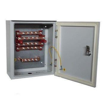 Ящик силовой ЯРВ-9004-100 У2 (6 присоединений х8 мм)   IP54  Texenergo
