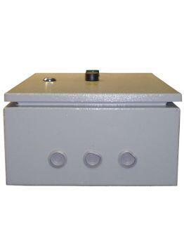 Ящик управления АД с к/з ротором РУСМ 5110-1874 У2    Т.р. 0,4-0,63А, АД 0,12кВт