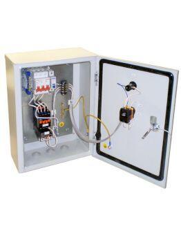 Ящик управления АД с к/з ротором РУСМ 5110-2474 У2    Т.р. 1,6-2,5А, АД 0,75 кВт