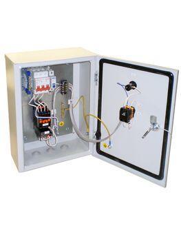 Ящик управления АД с к/з ротором РУСМ 5110-4077 У2    Т.р. 80-93А, АД 45кВт  Цепь управления 380В