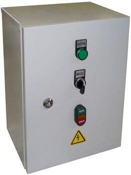 Ящик управления АД с к/з ротором РУСМ 5111-2374 У2     Т.р. 1,6-2,5А,   АД 0,37-0,55 кВт