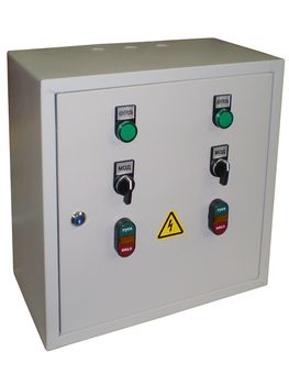 Ящик управления АД с к/з ротором РУСМ 5115-2474 У2    Т.р. 1,6-2,5А, АД 0,75 кВт