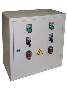 Ящик управления АД с к/з ротором РУСМ 5115-2674 У2    Т.р. 2,5-4А, АД 1,1-1,5 кВт