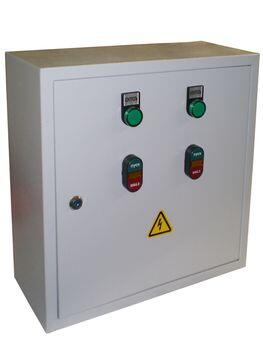 Ящик управления АД с к/з ротором РУСМ 5124-3074 У2    Т.р. 7-10А, АД 4 кВт