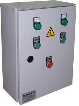 Ящик управления АД с к/з ротором РУСМ 5410-3074 У2     Т.р. 7-10А, АД 3,7-4кВт