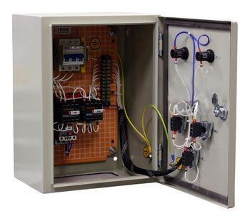 Ящик управления АД с к/з ротором РУСМ 5412-2274 У2     Т.р.1-1,6А        0,55 кВт