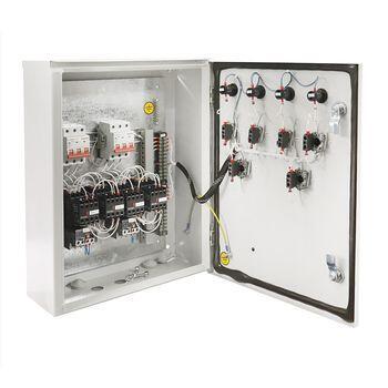 Ящик управления АД с к/з ротором РУСМ 5414-2674 У2     Т.р.2,5-4А        1,5 кВт