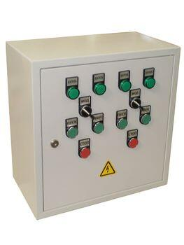 Ящик управления АД с к/з ротором РУСМ 5424-1874 У2     Т.р. 0,4-0,63А, АД 0,15-0,24кВт