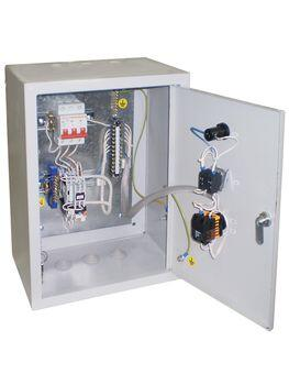 Ящик управления АД с к/з ротором Я 5111-3777    УХЛ4          Т.р.37-50А        20; 22 кВт               Цепи упр-я 380В