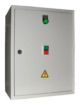 Ящик управления АД с к/з ротором Я 5112-2074    УХЛ4          Т.р.0,63-1А       0,25 кВт