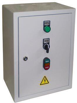 Ящик управления АД с к/з ротором Я 5113-1874    УХЛ4          Т.р.0,4-0,63А         0,18 кВт