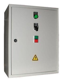Ящик управления АД с к/з ротором Я 5121-2474-31    УХЛ4          Т.р.1,6-2,5А       0,75 кВт