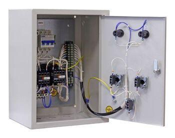 Ящик управления АД с к/з ротором Я 5412-2074    УХЛ4          Т.р.0,63-1А        0,25 кВт