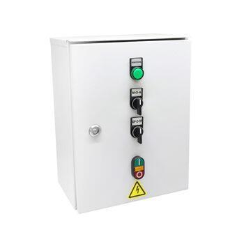 Ящик управления освещением ЯУО 9601-2974  IP54 (8А, ФР+РВМ)