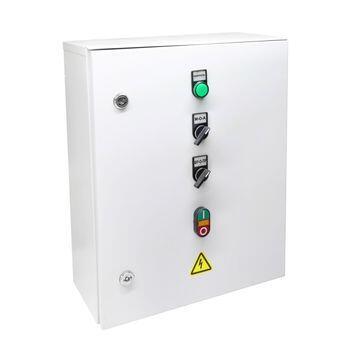 Ящик управления освещением ЯУО-9601-3874 IP54 (63А, ФР+РВМ)