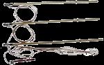 Переносное заземление ЗПЛ- 35-3      (сеч.пр.=95мм кв)